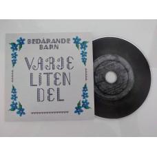 Signerad CD: Bedårande Barn - Varje Liten Del (SD:s vallåt 2018)