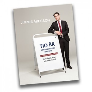 Jimmie Åkesson - Tio År Som Partiledare